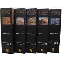 Enciclopédia Da Bíblia Cultura Cristã (5 Vols.) Frete Grátis