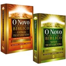 O Novo Comentário Bíblico At E Nt C/ Recursos + Frete Gratis