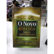 Novo Comentário Bíblico Ant E Novo Testamento 2 Volumes