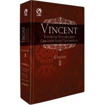 Vincent-vocabulário Grego - Nt Volume 02