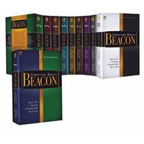 Comentário Bíblico Beacon Novo E Antigo Testamento Completo