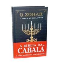 O Zohar Livro Do Esplendor Bíblia Cabala Judaico Frete Grat