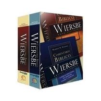 Comentário Bíblico Wiersbe 2 Volumes Novo E Antigo Testament