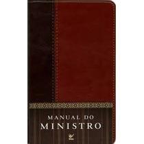Manual Do Ministro - Para Cerimônias Religiosas - Couro