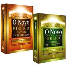O Novo Comentário Bíblico At Nt Com Recursos Frete Grátis