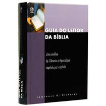 Guia Do Leitor Da Bíblia Cpad Capa Dura