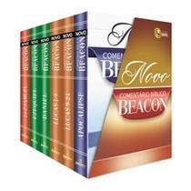 Novo Comentário Bíblico Beacon Frete Grátis