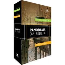 Livro - Box Panorama Da Bíblia Completo At E Nt 12x + Frete