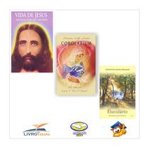 Kit: A Vida De Jesus + Corolarium + Elucidário