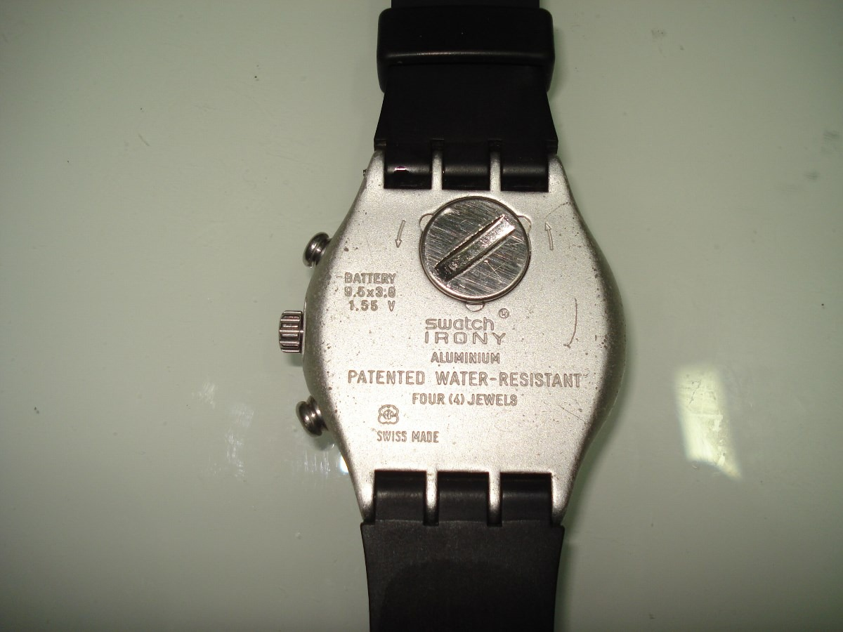 Swatch Irony Swiss