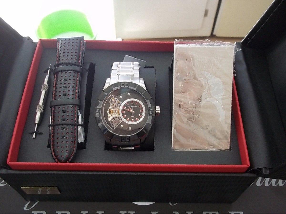 6f22ce81cae Casas Bahia  Extra  VOLTOU! Relógio Technos
