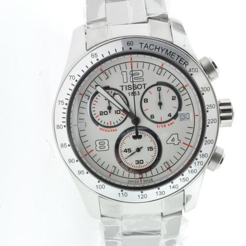 Relógio Tissot V8 Original Chronograph T039.417.11.057.00