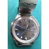 Relógio De Pulso Orient Automatico 3 Cm