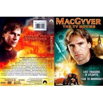 Macgyver - As 7 Temporadas Dubladas Com Caixinhas E Encartes