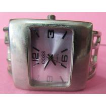 Relógio Feminino Antigo Marca Coss Tipo Bracelete - A3