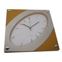 Relógio Quartz Design Moderno Decoração