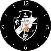Relógio De Parede Em Vinil, Vasco