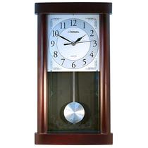 5315 - Relógio De Parede Musical Com Pendulo Herweg