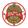 Rélogio Wood De Parede Madeira Mdf Cerveja Itaipava G12846