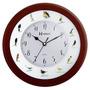 6370 - Relógio De Parede Com Canto De Pássaros Brasileiros