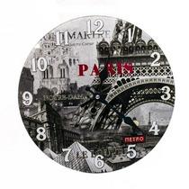 Relório De Parde Tema Paris