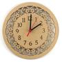 Relógio De Parede Mdf