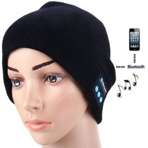 Gorro Touca Bluetooth C/ Mic E Audio Celular Pronta Entrega