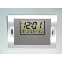 Kit Oito Unidades Relógio Digital Parede, Mesa E Decoração