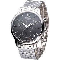 Relógio Tissot Tradition T063.617.11.067.00 Orignal Garantia