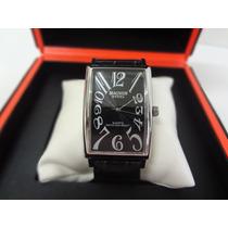 Relógio Magnum Ma20796 Preto, Lindíssimo 2 Anos De Garantia!