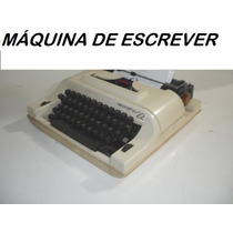 Maquina De Escrever Sperry Remington 22