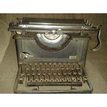 Maquina De Escrever Remington Anos 20