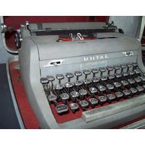 Maquina De Escrever Antiga Royal