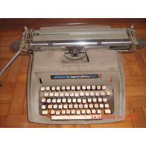 Maquina De Escrever Remington Anos 70 Anos 80 Coleçao
