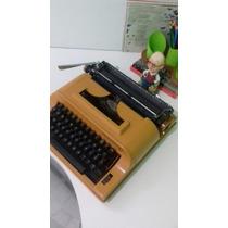 Máquina De Datilografar (remington 12)