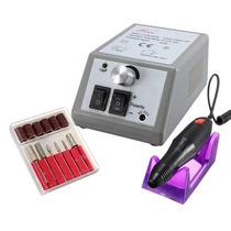Lixa Eletrica Para Unhas Manicure Pedicure Profissional 110v
