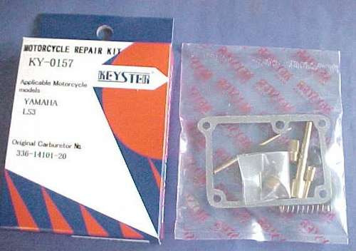 Reparo Carburador Fs1 Ls3 Rd50 Rd75 Yb50 Gt50 Gt80 Rd125