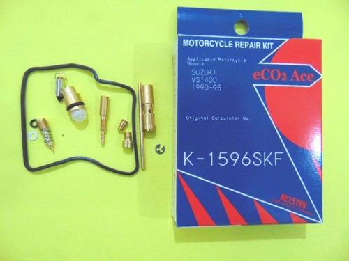Reparo Carburador Vs1400 Intruder Keyster Peça