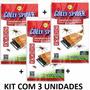 Cola Aranha Escorpião Armadilha Insetos Colly Kit 3x2