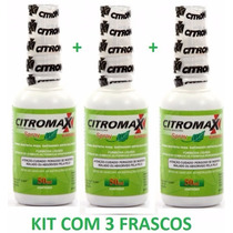 Veneno Formiga Formicida Spray Citromax 50ml Kit Com 3