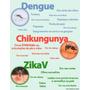 Dengue Zika Chikungunya Repelente Proteção Duradoura