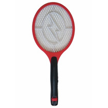 Raquete Elétrica Recarregavel Bi-volt Mata Moscas Mosquitos