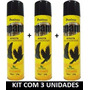 Repelente Afasta Pombos E Morcegos - Spant - Kit Com 3