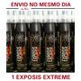 Repelente Exposis Spray 100ml (dengue E Outros) Preto