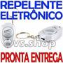Repelente Eletrônico P/ Mosquitos, Moscas E Insetos +bateria