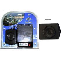 Repelente Eletrônico Pombos Pardais Andorinhas + 1 Emissor