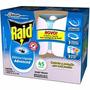 Raid Advanced Eletrico Liquido 45 Noites (refil + Aparelho)