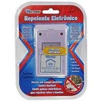 Repelente Eletronico Inseto Barata Ratos Mosquito Da Dengue