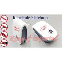 Repelente Eletronico 220v Ratos, Baratas, Moscas, Mosquitos
