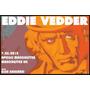 Frank Kozik Art Silkscreen Print Eddie Vedder
